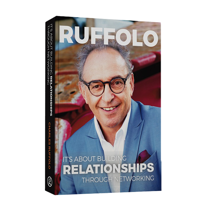It's About Building Relationships Through Networking by Ruf